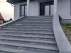 Wyroby cięte z z granitu - schody